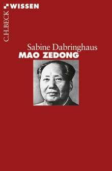 Sabine Dabringhaus: Mao Zedong, Buch