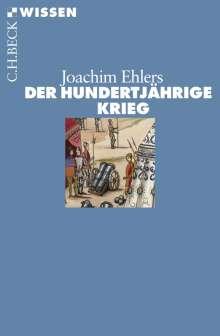 Joachim Ehlers: Der Hundertjährige Krieg, Buch