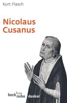 Kurt Flasch: Nicolaus Cusanus, Buch