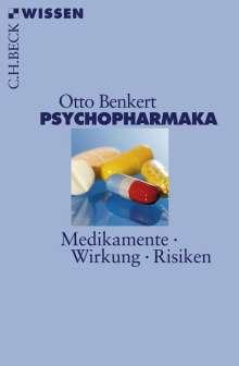 Otto Benkert: Psychopharmaka, Buch
