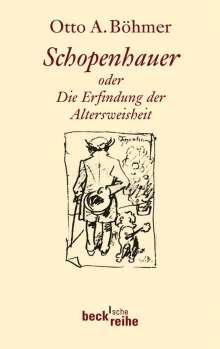 Otto A. Böhmer: Schopenhauer, Buch