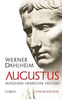 Werner Dahlheim: Augustus, Buch