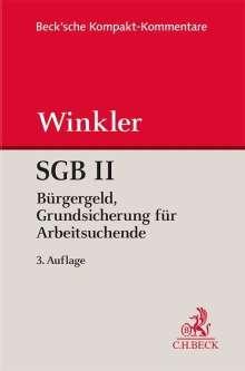 Jürgen Kruse: SGB II Grundsicherung für Arbeitsuchende, Buch