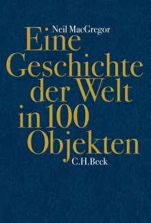 Neil MacGregor: Eine Geschichte der Welt in 100 Objekten, Buch
