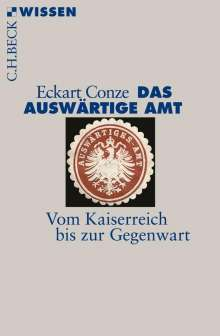 Eckart Conze: Das Auswärtige Amt, Buch