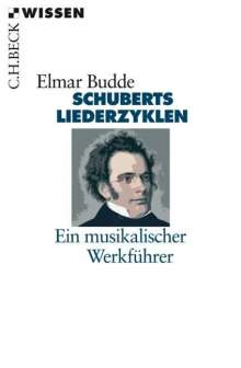 Elmar Budde: Schuberts Liederzyklen, Buch