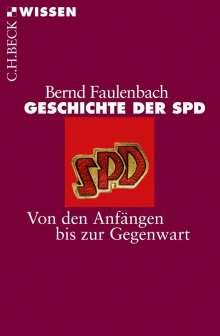 Bernd Faulenbach: Geschichte der SPD, Buch