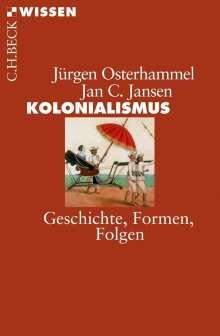 Jürgen Osterhammel: Kolonialismus, Buch
