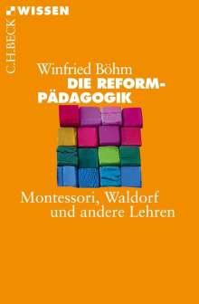 Winfried Böhm: Die Reformpädagogik, Buch