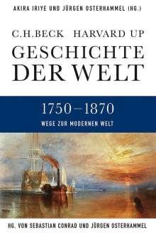 Cemil Aydin: Geschichte der Welt. Band 04:  Wege zur modernen Welt, Buch