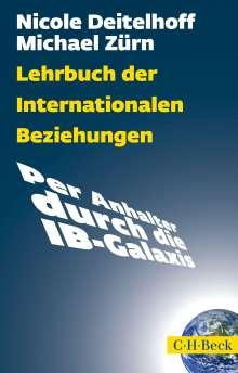 Nicole Deitelhoff: Lehrbuch der Internationalen Beziehungen, Buch