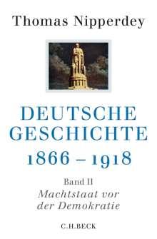 Thomas Nipperdey: Deutsche Geschichte 1866-1918, Buch