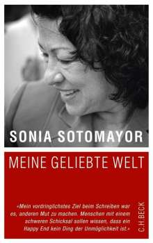 Sonia Sotomayor: Meine geliebte Welt, Buch