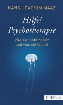 Hans-Joachim Maaz: Hilfe! Psychotherapie, Buch