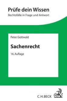 Peter Gottwald: Sachenrecht, Buch