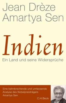 Jean Drèze: Indien, Buch