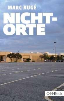 Marc Augé: Nicht-Orte, Buch