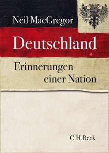 Neil MacGregor: Deutschland, Buch