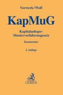 Kapitalanleger-Musterverfahrensgesetz, Buch