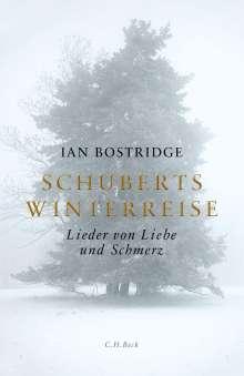 Ian Bostridge: Schuberts Winterreise, Buch