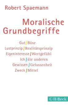 Robert Spaemann: Moralische Grundbegriffe, Buch