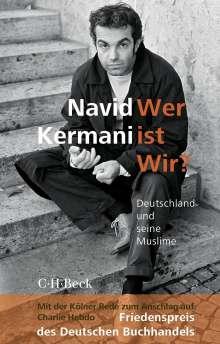 Navid Kermani: Wer ist Wir?, Buch