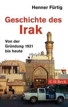 Henner Fürtig: Geschichte des Irak, Buch