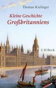 Thomas Kielinger: Kleine Geschichte Großbritanniens, Buch