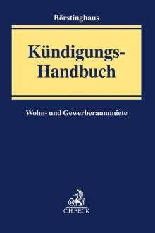 Kündigungs-Handbuch, Buch