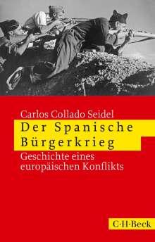 Carlos Collado Seidel: Der Spanische Bürgerkrieg, Buch