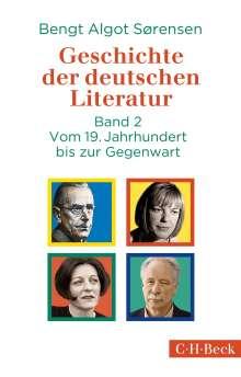 Geschichte der deutschen Literatur Bd. II: Vom 19. Jahrhundert bis zur Gegenwart, Buch