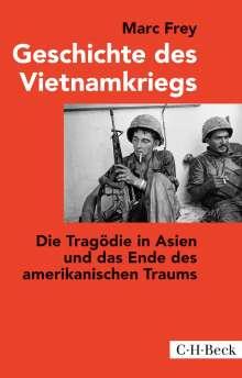 Marc Frey: Geschichte des Vietnamkriegs, Buch
