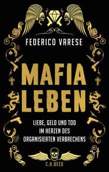 Federico Varese: Mafia-Leben, Buch