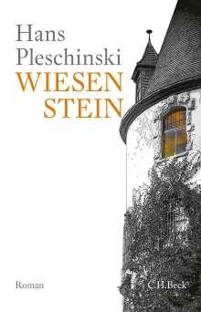 Hans Pleschinski: Wiesenstein, Buch