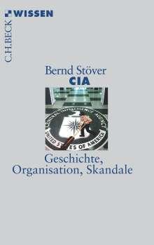 Bernd Stöver: CIA, Buch