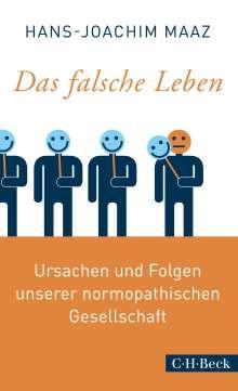 Hans-Joachim Maaz: Das falsche Leben, Buch