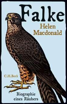 Helen Macdonald: Falke, Buch