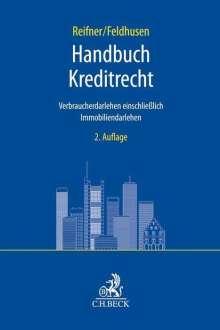 Handbuch Kreditrecht, Buch