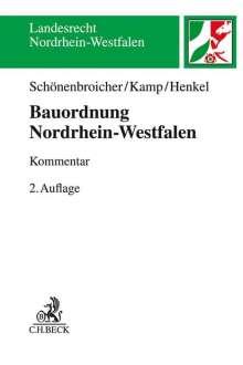 Bauordnung Nordrhein-Westfalen, Buch