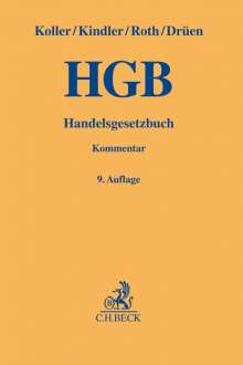 Ingo Koller: Handelsgesetzbuch, Buch
