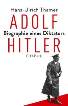 Hans-Ulrich Thamer: Adolf Hitler, Buch