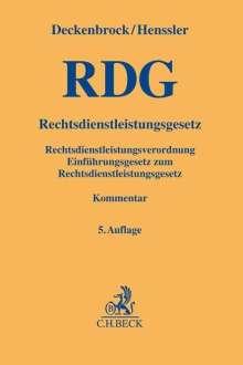 Rechtsdienstleistungsgesetz, Buch