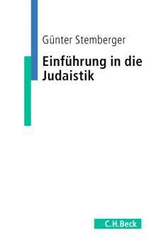 Günter Stemberger: Einführung in die Judaistik, Buch