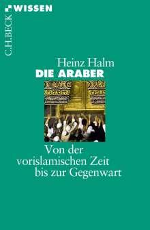 Heinz Halm: Die Araber, Buch