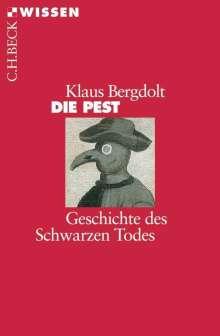 Klaus Bergdolt: Die Pest, Buch