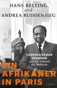 Hans Belting: Ein Afrikaner in Paris, Buch