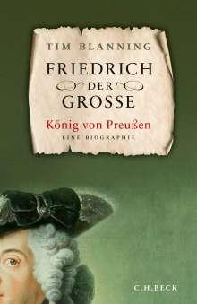 Tim Blanning: Friedrich der Große, Buch
