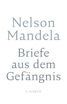 Nelson Mandela: Briefe aus dem Gefängnis, Buch