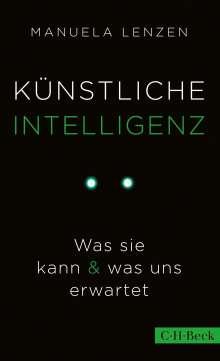 Manuela Lenzen: Künstliche Intelligenz, Buch