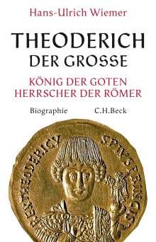 Hans-Ulrich Wiemer: Theoderich der Große, Buch
